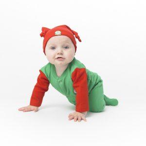 GagaBaby Mayo GAA Babygro and Hat Set