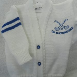 GagaBaby Waterford GAA Cardigan
