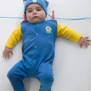 GagaBaby Tipperary GAA Babygro and Hat Set